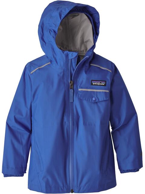 Patagonia Kids Torrentshell Jacket Imperial Blue